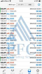 PFC実績者 北海道エキスパートクラス Sさん⑧ | PFC - FX Trading School